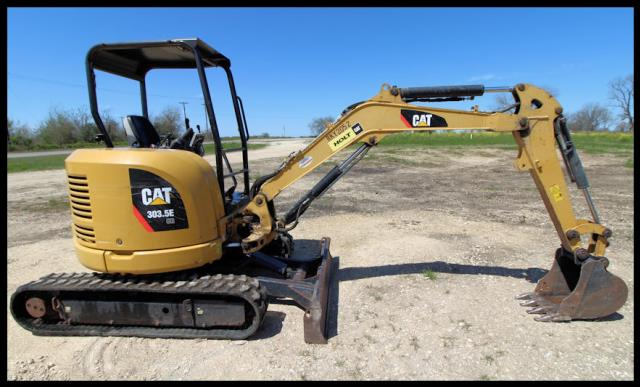 Where to find EXCAVATOR, 303.5 in Lampasas