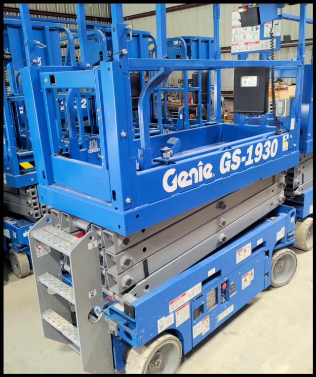 Where to find NEW 2017 GENIE GS-1930 SCISSOR LIFT in Lampasas